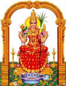Every Friday @6PM: Sri Kamakshi Abhishekam @ SKCC